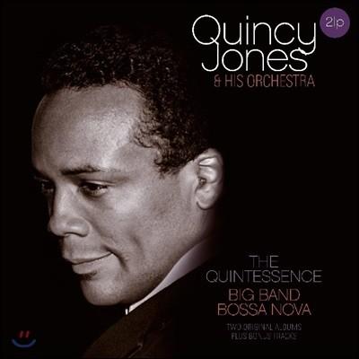 Quincy Jones (퀸시 존스) - Quintessence/Big Band Bossa Nova [퍼플 컬러 2LP]