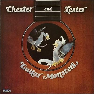 Chet Atkins & Les Paul (쳇 앳킨스, 레스 폴) - Guitar Monsters