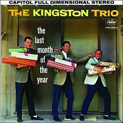 The Kingston Trio (킹스턴 트리오) - The Last Month of the Year
