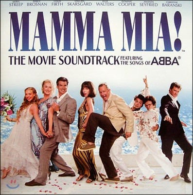 맘마미아 1 영화음악 (Mamma Mia! OST The Movie Soundtrack Featuring The Songs Of Abba)