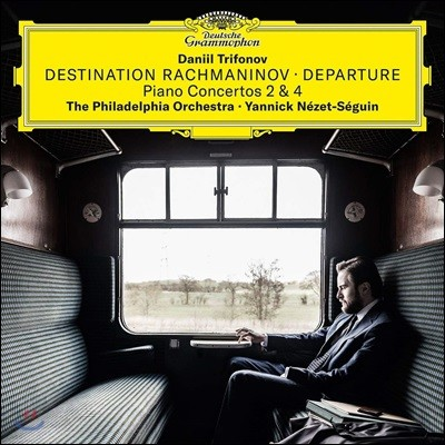 Daniil Trifonov 라흐마니노프: 피아노 협주곡 2, 4번 - 다닐 트리포노프 [CD+2LP]