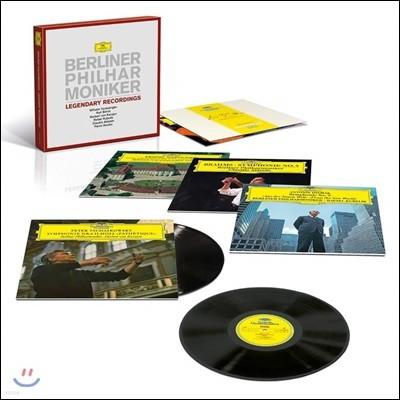 베를린 필하모닉 6대 명반 모음집 (Berliner Philharmoniker Legendary Recordings) [6LP 한정반]