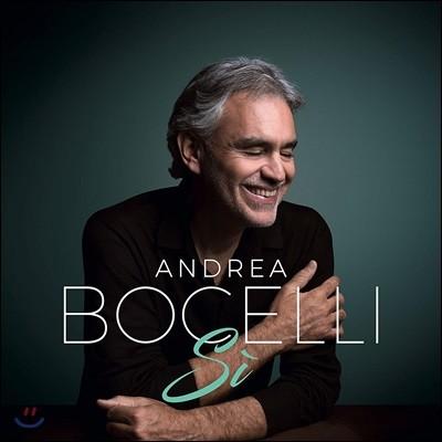 Andrea Bocelli (안드레아 보첼리) - Si [일반반]