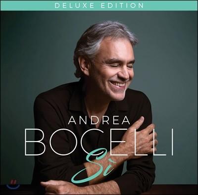 Andrea Bocelli (안드레아 보첼리) - Si [디럭스 에디션]