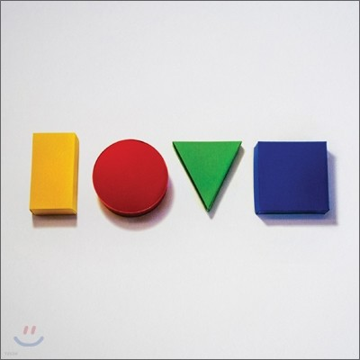 Jason Mraz - Love Is A Four Letter Word (Standard Edition) 제이슨 므라즈 4집