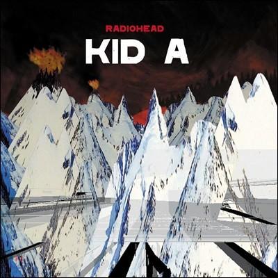 Radiohead (라디오헤드) - Kid A [2LP]