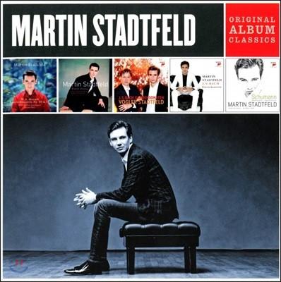 Martin Stadtfeld - Original Album Classics 마틴 슈타트펠트 5개 앨범 모음집