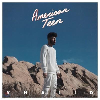 Khalid (칼리드) - American Teen (어메리칸 틴) [Korea Tour Limited Edition]