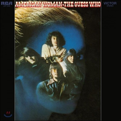 The Guess Who (더 게스 후) - American Woman [LP]