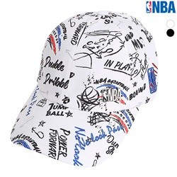 [NBA]NBA 그래피티 SOFT CURVED CAP(N185AP436P)