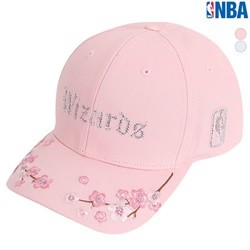 [NBA]WAS WIZARDS CHERRY BLOSSOM HARD CURVED CAP (N185AP439P)