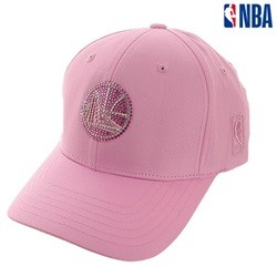 [NBA]GSW WARRIORS SWAROVSKI HARD CURVED CAP(N185AP022P)