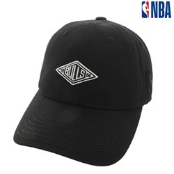 [NBA]CHI BULLS 마름모 자수장식 SOFT CURVED CAP(N185AP222P)