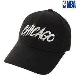 [NBA]CHI BULLS 하챙체크 HARD CURVED CAP(N185AP426P)
