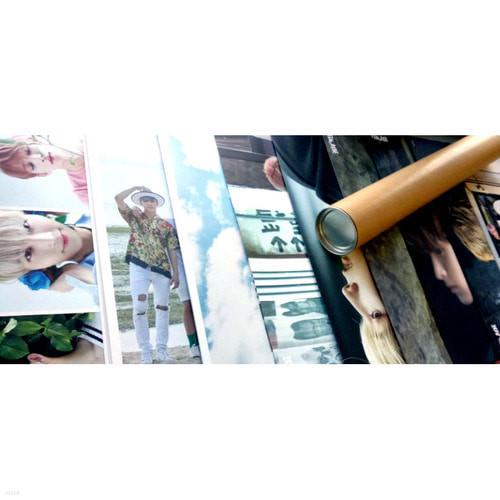 [주로파][포스터] 세븐틴 (Seventeen) 2집 Teen, Age 포스터1장+지관통