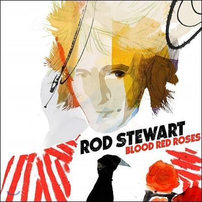 Rod Stewart (로드 스튜어트) - Blood Red Roses