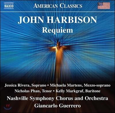 Giancarlo Guerrero 존 하비슨: 레퀴엠 (Harbison: Requiem) 지안카를로 게레로