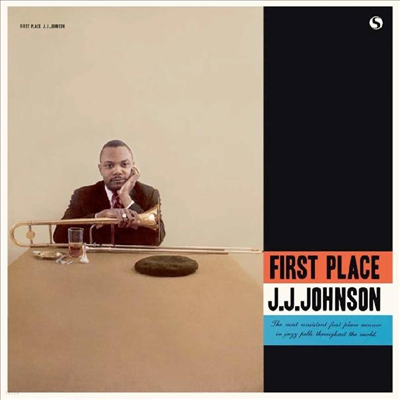 J.J. Johnson - First Place (DMM Mastering)(Limited Edition)(180G)(Translucent LP)