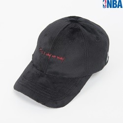 [NBA]NBA 러테링 자수 SOFT CURVED CAP (N164AP324P)