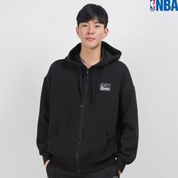 [NBA]TOR RAPTORS SIMPLE LOGO HOODED ZIP-UP (N164TJ180P)