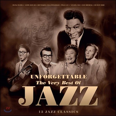 재즈 명곡 모음집 (Unforgettable The Bst of Jazz) [LP]