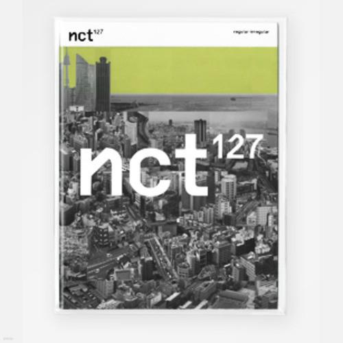 [주로파][미개봉] 엔시티 127 (NCT 127) 1집 NCT #127 Regular-Irregular (Regular ver.)