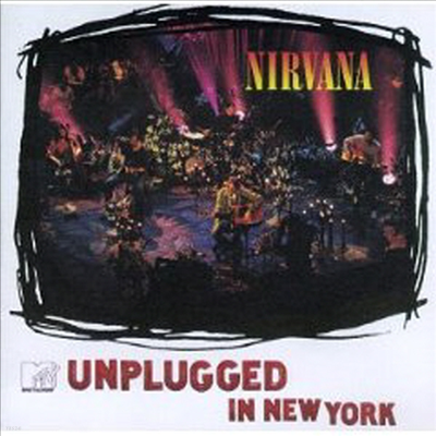 Nirvana - Unplugged In New York (180g) (LP) (Back To Black - 60th Vinyl Anniversary)