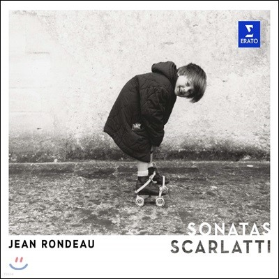 Jean Rondeau 스카를라티: 건반 소나타 - 장 롱도 (Domenico Scarlatti: Sonatas) [LP]