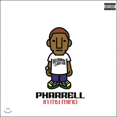 Pharrell (퍼렐 윌리엄스) - In My Mind [2LP]