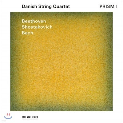 Danish String Quartet 데니쉬 현악 사중주단 - 바흐 / 베토벤 / 쇼스타코비치 (Prism I)