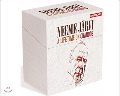 네메 예르비 샨도스 레이블 작품 모음집 (Neeme Jarvi - A Lifetime On Chandos)