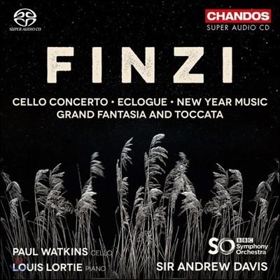 Paul Watkins 제랄드 핀지: 첼로 협주곡, 에클로그 외 (Gerald Finzi: Cello Concerto, Eclogue)