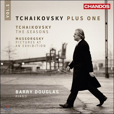 Barry Douglas 차이코프스키: 사계 / 무소르그스키: 전람회의 그림 [피아노 연주반] 배리 더글라스 (Tchaikovsky: The seasons / Mussorgsky: Pictures at an Exhibition)