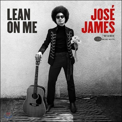 Jose James (호세 제임스) - Lean On Me [2LP]