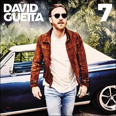 David Guetta (데이비드 게타) - 7 [2LP]