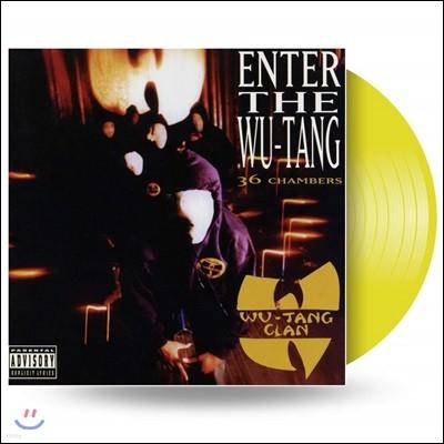 Wu Tang Clan (우탱 클랜) - Enter The Wu Tang (36 Chambers) [옐로우 컬러 LP]