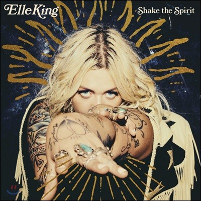 Elle King (엘 킹) - Shake The Spirit [2LP]