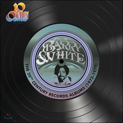 Barry White (배리 화이트) - The 20th Century Records Albums (1973-1979) [9LP]