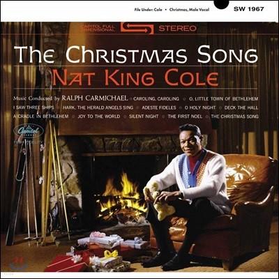 Nat King Cole - The Christmas Song  냇 킹 콜 크리스마스 앨범