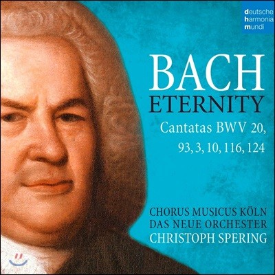 Christoph Spering 바흐: 칸타타 (Bach: Cantatas BWV 3,10,20,93,116,124)