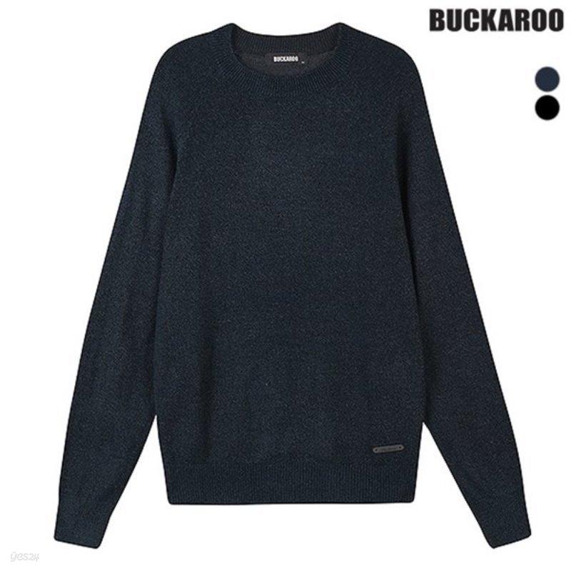 [BUCKAROO]유니 A/C 라글란 니트 풀오버 10GG(B183KT010P)
