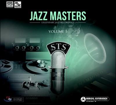 Buddy Tate 색소폰 트리오 연주집 (Jazz Masters Vol.3)