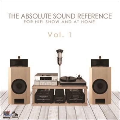 오디오파일 전문 레이블 STS Digital 컴필레이션 (The Absolute Sound Reference Vol.1)