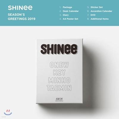 샤이니 (SHINee) 2019 시즌 그리팅