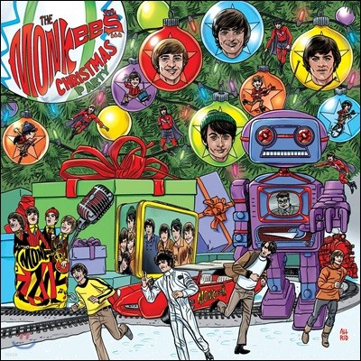 The Monkees (몽키스) - Christmas Party