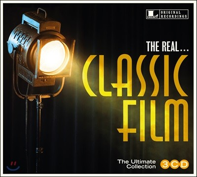 영화음악 모음집 (The Real… Classic Film The Ultimate Classic Film Soundtrack Collection)
