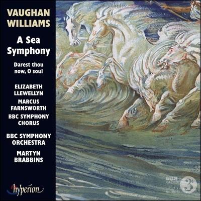 Martyn Brabbins 본 윌리엄스: 교향곡 1번 `바다` (Vaughan Williams: A Sea Symphony)