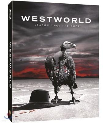 웨스트월드 시즌2 (3Disc 디지팩 한정수량) : 블루레이