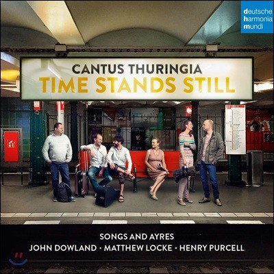 Cantus Thuringia 다울랜드 / 로크 / 퍼셀 ('Time stands still' - Dowland / Locke / Purcell)