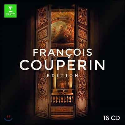 쿠프랭 탄생 350주년 기념 에디션 (Francois Couperin Edition) [16CD Boxset]